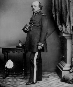 Federal Maj Gen B.F. Butler | Image Credit: Flickr.com