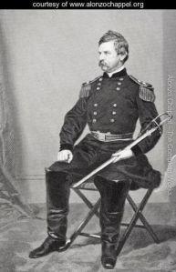 Federal General Nathaniel Banks   Image Credit: Flickr.com