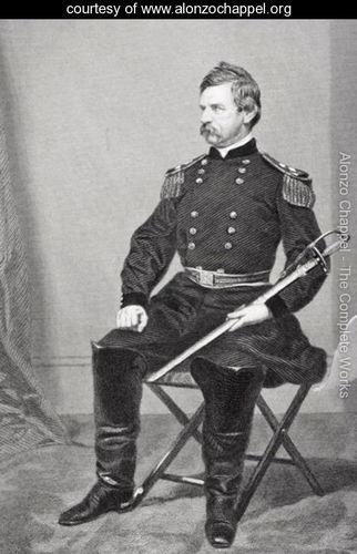 Federal General Nathaniel Banks | Image Credit: Flickr.com