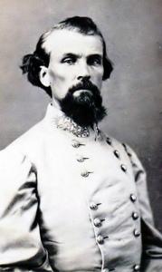 Confederate General Nathan Bedford Forrest | Image Credit: Flickr.com