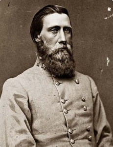 General John Bell Hood, commander of the Confederate Army of Tennessee | Image Credit: Flickr.com