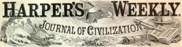 Harper's Weekly Banner