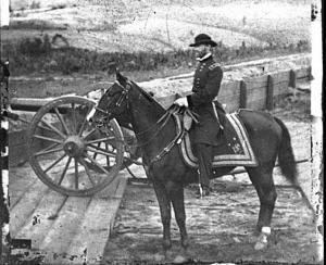Maj Gen W.T. Sherman | Image Credit: Wikispaces.com