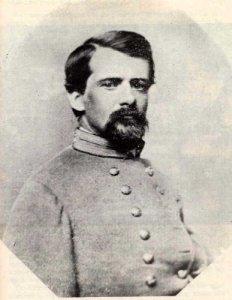 Confederate Brig Gen John Pegram | Image Credit: civilwardailygazette.com