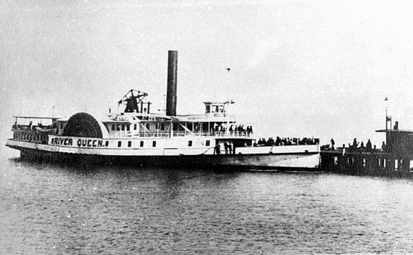 The River Queen | Image Credit: Wikipedia.org public domain