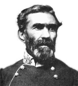 General Braxton Bragg | Image Credit: Wikispaces.com