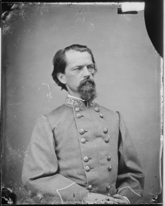 Confederate General John B. Gordon   Image Credit: Wikimedia.org