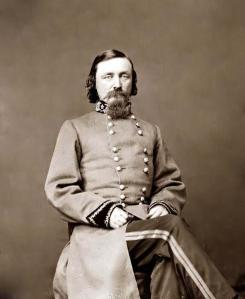 Confederate Gen George Pickett | Image Credit: BlogSpot.com