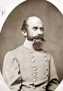 Confederate Lieut Gen Richard Ewell | Image Credit: CivilWarDailyGazette.com