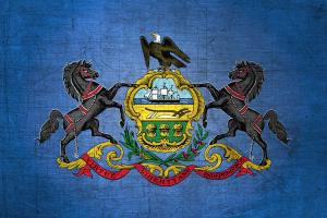 Pennsylvania State Flag | Image Credit: all-flags-world.com