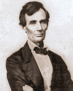 Abraham Lincoln in 1860 | Image Credit: Flickr.com
