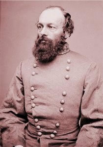 Confederate General E.K. Smith | Image Credit: CivilWarDailyGazette.com