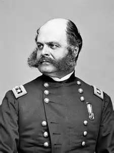 Gen. Ambrose Burnside | Image Credit: Wikispaces.com