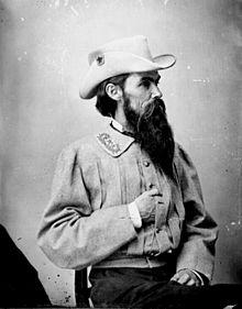 Confederate Brig Gen William Mahone | Image Credit: Wikipedia
