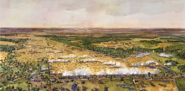 Battle of Malvern Hill | Image Credit: elgrancapitan.org