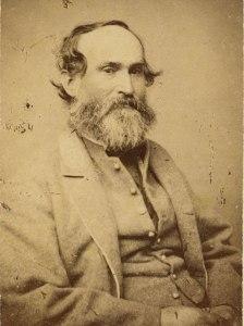 Confederate Gen. Jubal Early | Image Credit: CivilWarDailyGazette.com