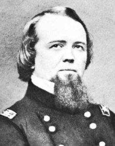 Brig-Gen John Pope | Image Credit: Wikispaces.com