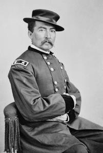 Maj. Gen. P.H. Sheridan | Image Credit: Wikimedia.org