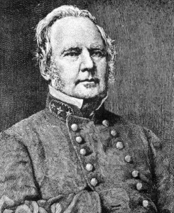 Confederate General Sterling Price | Image Credit: CivilWarDailyGazette.com