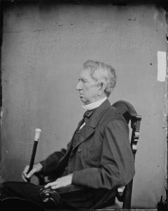 Senator William H. Seward of New York | Credit: Wikispaces.com