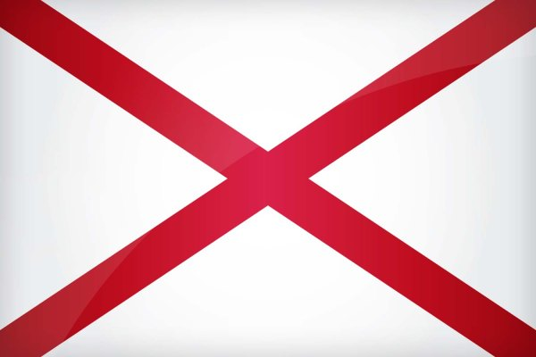 Alabama State Flag | Image Credit: AllFlagsWorld.com