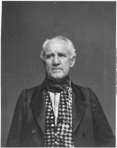 Texas Governor Sam Houston | Image Credit: Wikimedia.org