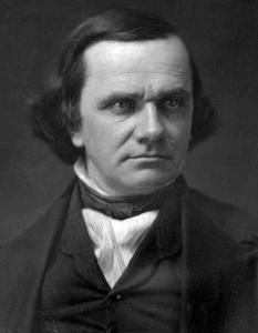 Senator Stephen A. Douglas of Illinois | Image Credit: Wikimedia.org