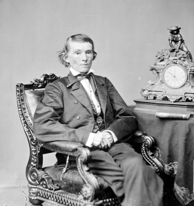 Confederate Vice President Alexander Stephens | Image Credit: Wikimedia.org