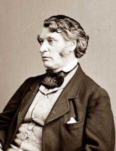 Abolitionist Senator Charles Sumner | Image Credit: Wikispaces.com