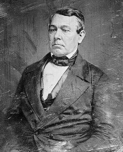 Congressman Thomas Corwin of Ohio | Image Credit: Wikimedia.org