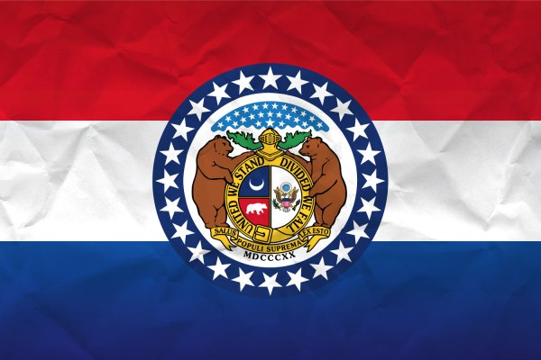 Missouri State Flag | Image Credit: All-Flags-World.com