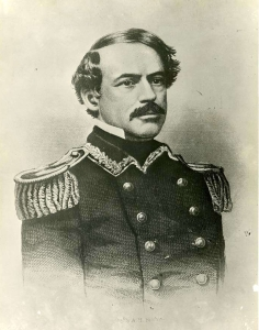 U.S. Colonel Robert E. Lee | Image Credit: CivilWarDailyGazette.com