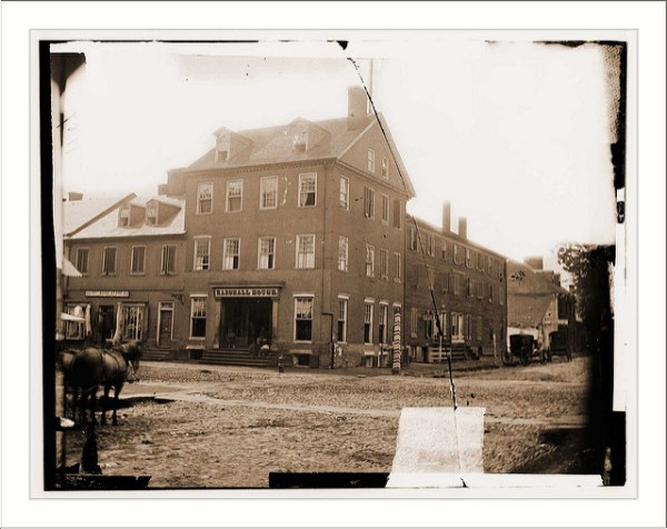 The Marshall House in Alexandria | Image Credit: Flickr.com