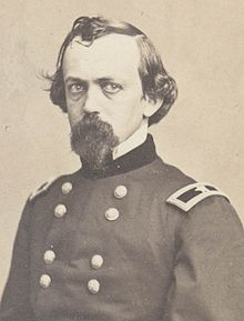 Brig Gen Charles P. Stone | Image Credit: Wikipedia.org