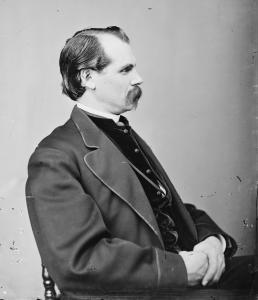 Professor Thaddeus S.C. Lowe | Image Credit: Wikipedia.org