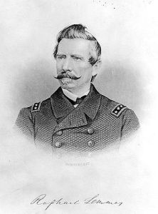 Capt Raphael Semmes | Image Credit: Wikipedia.org