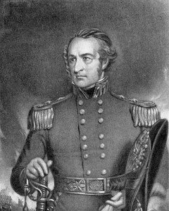 Major General Robert Patterson | Image Credit: Wikimedia.org
