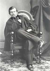 Federal Gen Franz Sigel | Image Credit: CivilWarDailyGazette.com