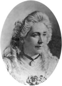 Mrs. Jessie B. Fremont | Image Credit: Wikipedia.org