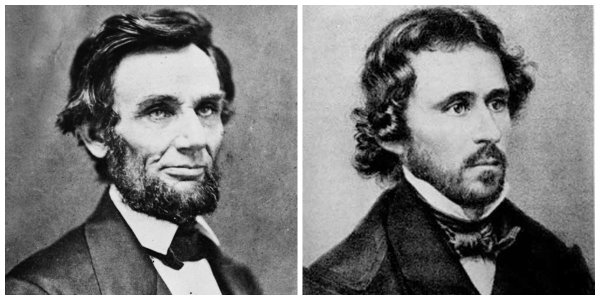 President Abraham Lincoln and Major General John C. Fremont | Image Credit: Wikimedia.org