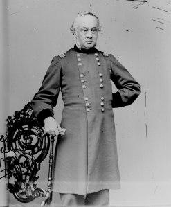Maj Gen H.W. Halleck | Image Credit: CivilWarDailyGazette.com