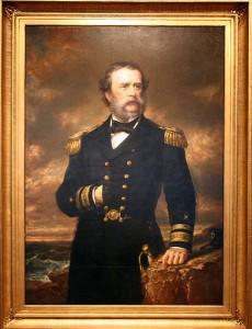 Capt S.F. Du Pont | Image Credit: Flickr.com