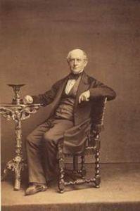 Charles Francis Adams | Image Credit: Wikipedia.org