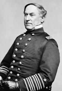 David G. Farragut | Image Credit: Wikipedia.org
