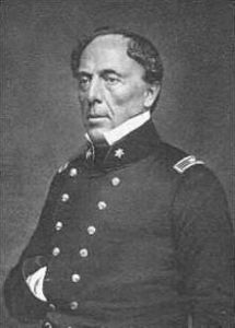 Confederate General John B. Floyd | Image Credit: Wikipedia.org