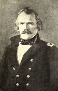 General A.S. Johnston | Image Credit: Wikipedia.org