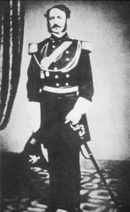Maj Gen J.B. Magruder | Image Credit: CivilWarDailyGazette.com