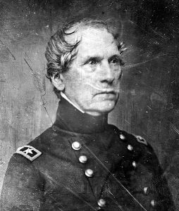 Gen J.E. Wool | Image Credit: CivilWarDailyGazette.com