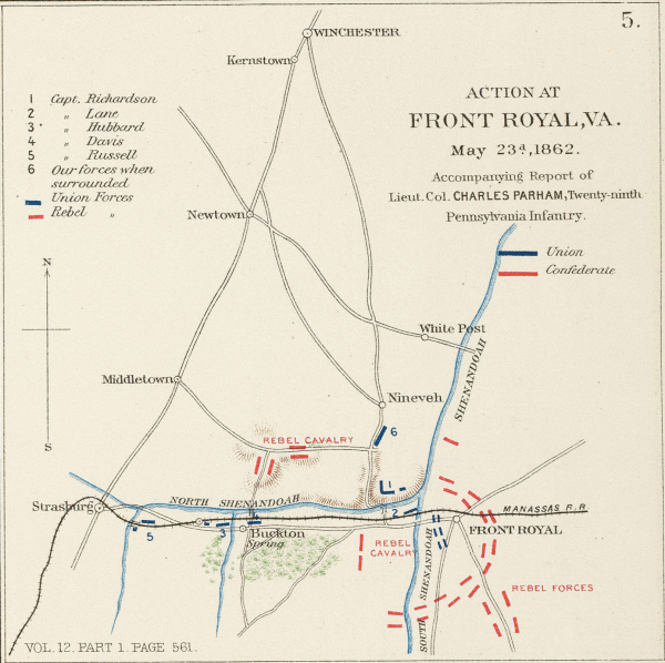 Battle map | Image Credit: Wikimedia.org